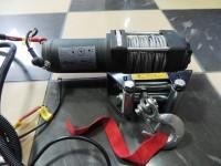 Лебедка для квадроцикла (ATV)