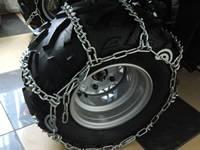 Противоскользящая цепь на квадроцикл
